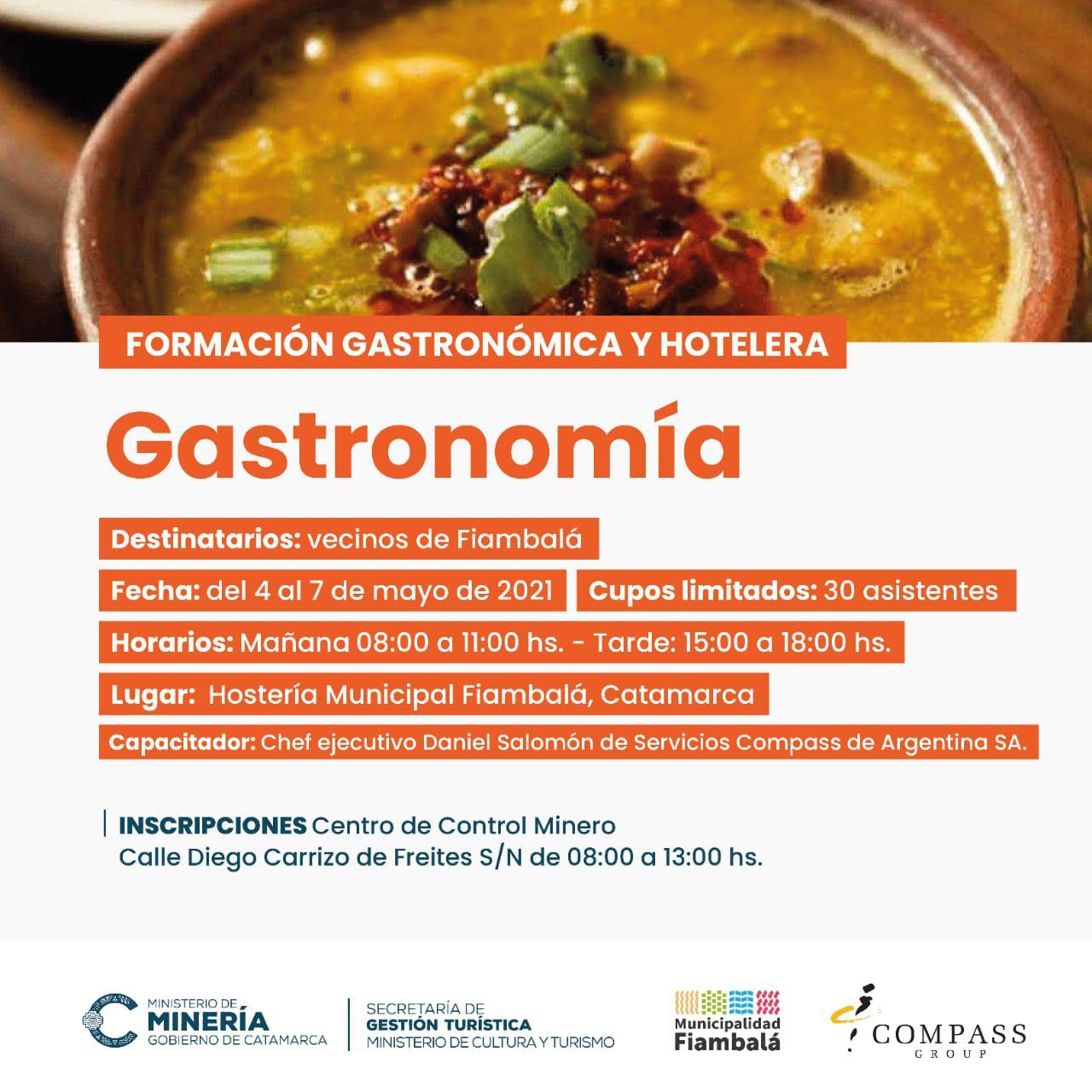Gastronomía Fiambalá