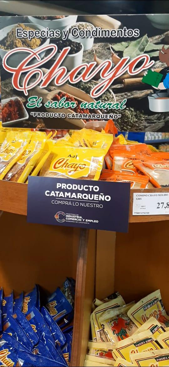 Productos catamarqueños 2