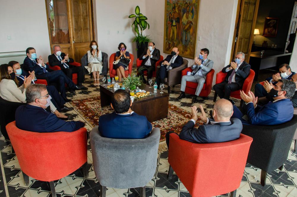 Reunión del Consejo Federal del Norte Grande en Catamarca (5)