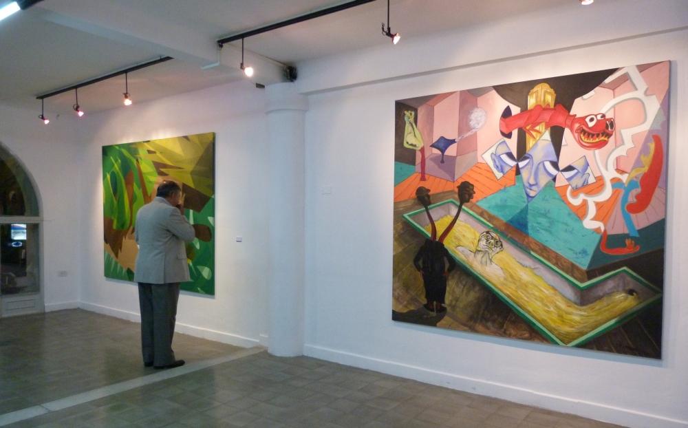 Pinturas decoracion salones fabulous salones con pintura - Pinturas salones fotos ...
