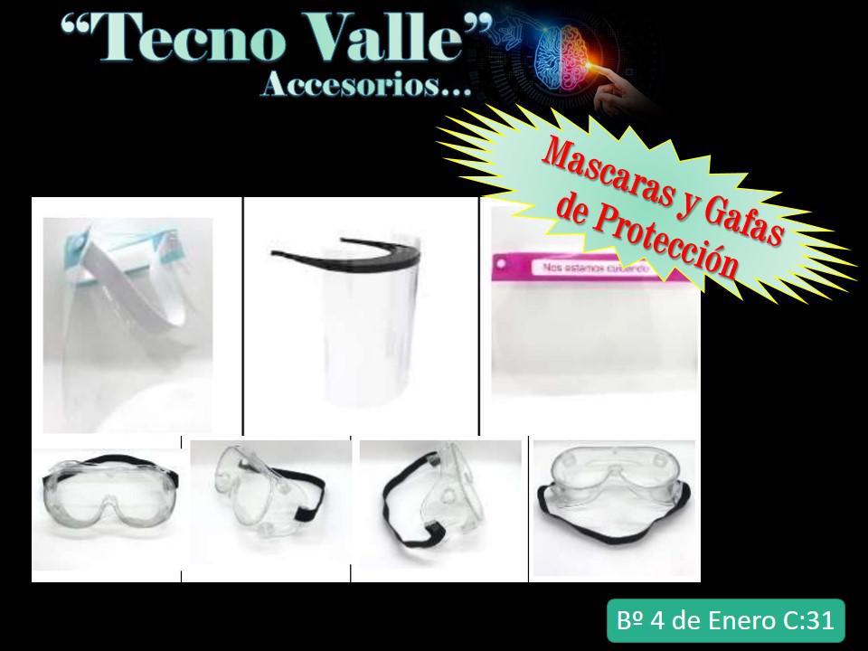 masc y gafas